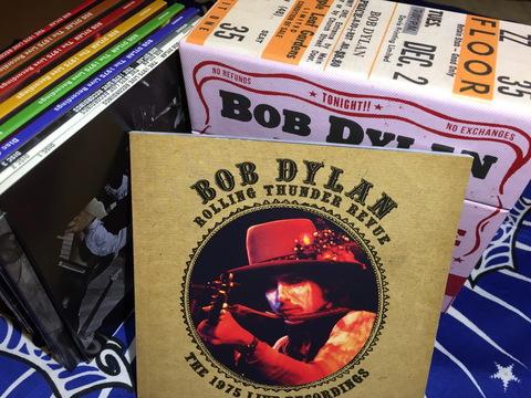 Bob Dylan 201906 The Rolling Thunder Revue - The 1975 Live Recordings BOX.JPG