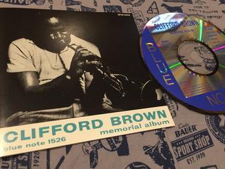 Clifford Brown 195308 Memorial Album.JPG