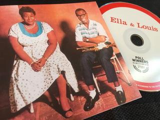 Ella Fitzgerald 195608 Ella & Louis.JPG