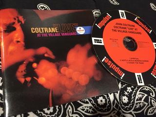 John Coltrane 196111 Coltrane LIVE At The Village Vanguard.JPG