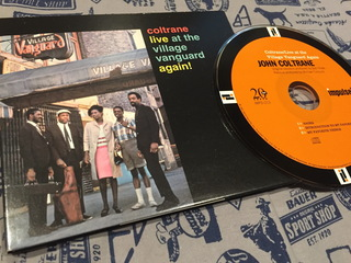 John Coltrane 196605 Live At The Village Vanguard Again!.JPG
