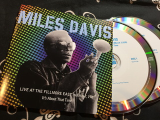 Miles Davis 197003 It's About That Time_Blog.JPG