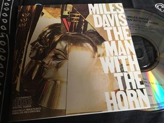 Miles Davis 198105 The Man With The Horn.JPG