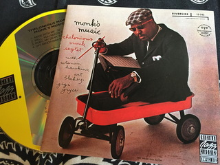 Thelonious Monk 195706 Monk's Music.JPG
